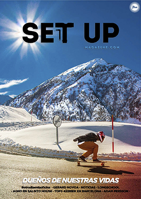 #1 Set Up Magazine Febrero