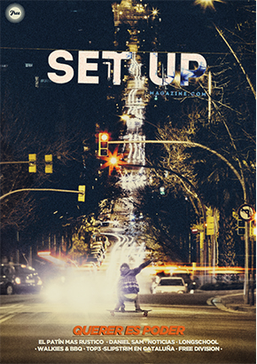 #2 Set Up Magazine Marzo