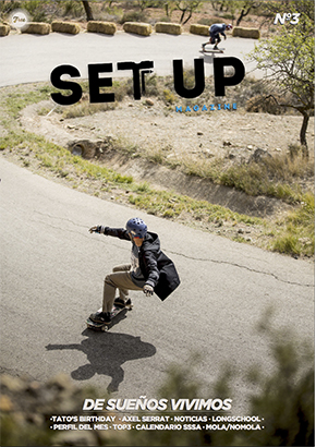 #3 Set Up Magazine Abril